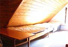 room nr. 6 in the attic